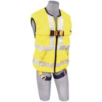 Delta Vest™ Hi-Vis Reflective Workvest Harness (#1111585)