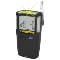GasAlertMax XT II Gas Detector, black (3 Gas) (#XT-XWHM-B-NA)