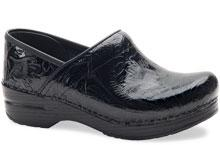 Dansko Clogs - Professional - Black Tooled