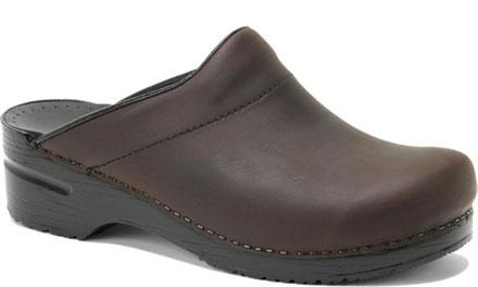 Dansko Clogs - Karl Brown