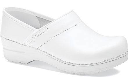 Dansko Clogs - Professional - White