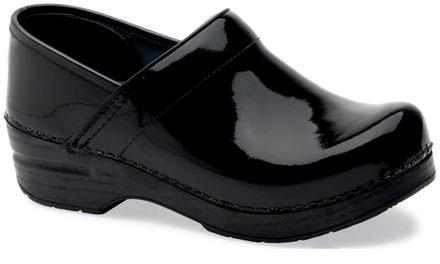 Dansko Clogs - Professional - Black Patent Leather