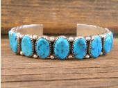 PB31 Pawn Sleeping Beauty Turquoise Bracelet