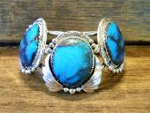 MLAB12 Monroe & Lillie Ashley Bisbee Turquoise Bracelet