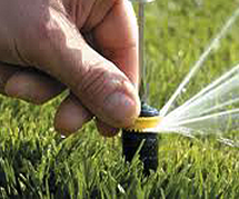 Maintenance of Existing Irrigation Systems