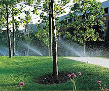 Townhouse Complex Irrigation Systems