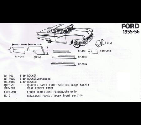 63 ford falcon wiring diagram