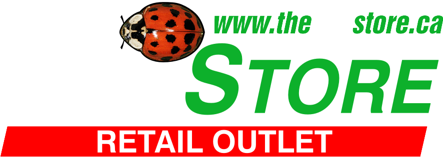 The Bug Store Logo