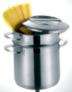 Shulte-Ufer Stainless Steel Soup & Spaghetti Pots - North York ON