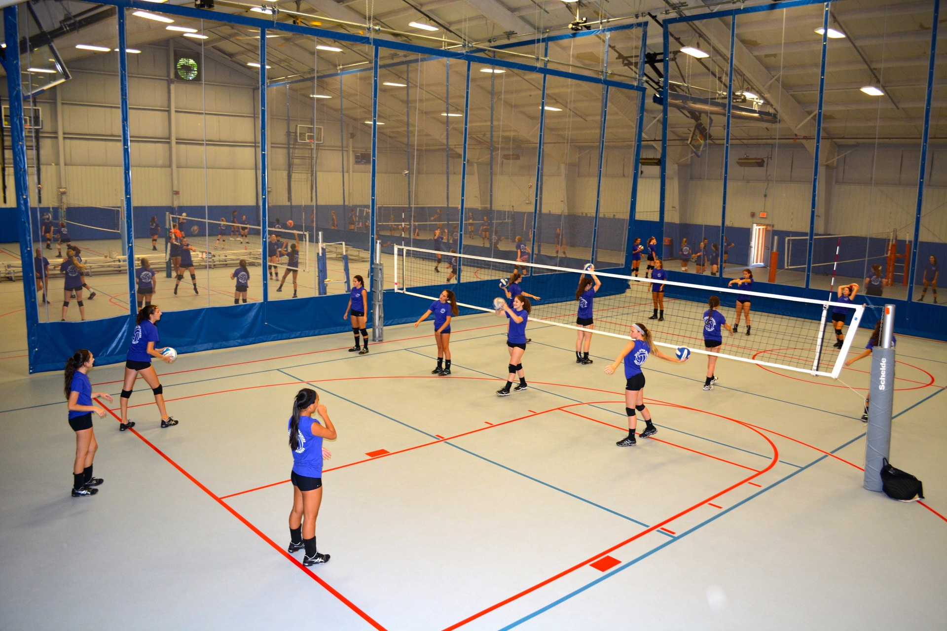 Open Indoor Volleyball Courts Near Me - The Ground Beneath Her Feet