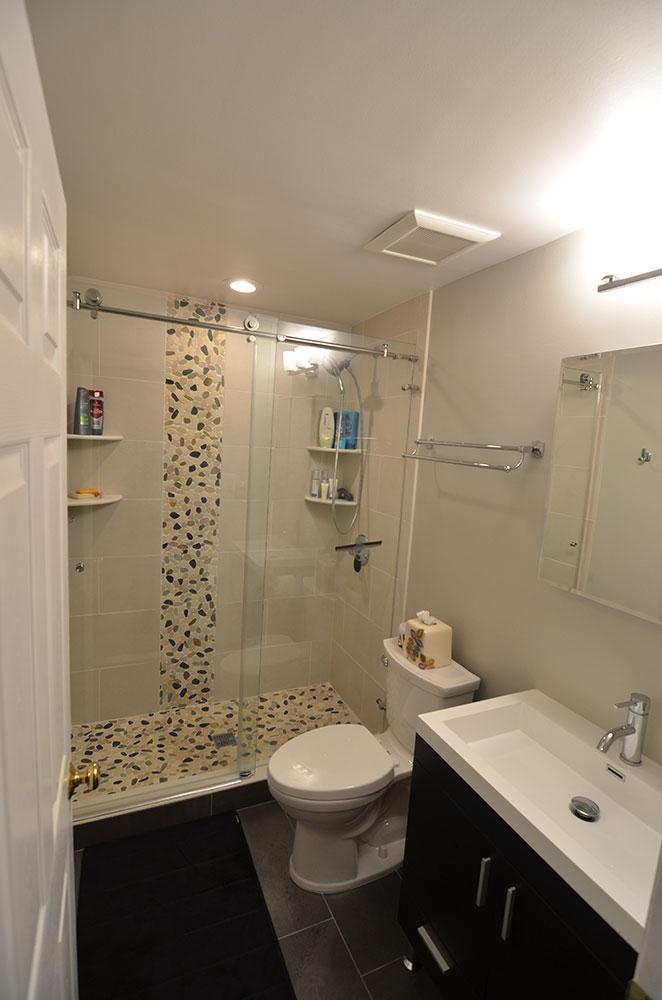 HandyMensch Home Remodeling Bathrooms Reston Bathroom - Reston bathroom remodeling