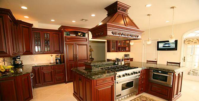 Ideal Kitchens | Chicopee MA | Custom Kitchens | Cabinet Refacing ...