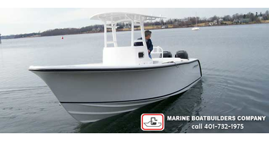 26 Ft Pumpout Boats Marine Boatbuilders Company 401 732 1975
