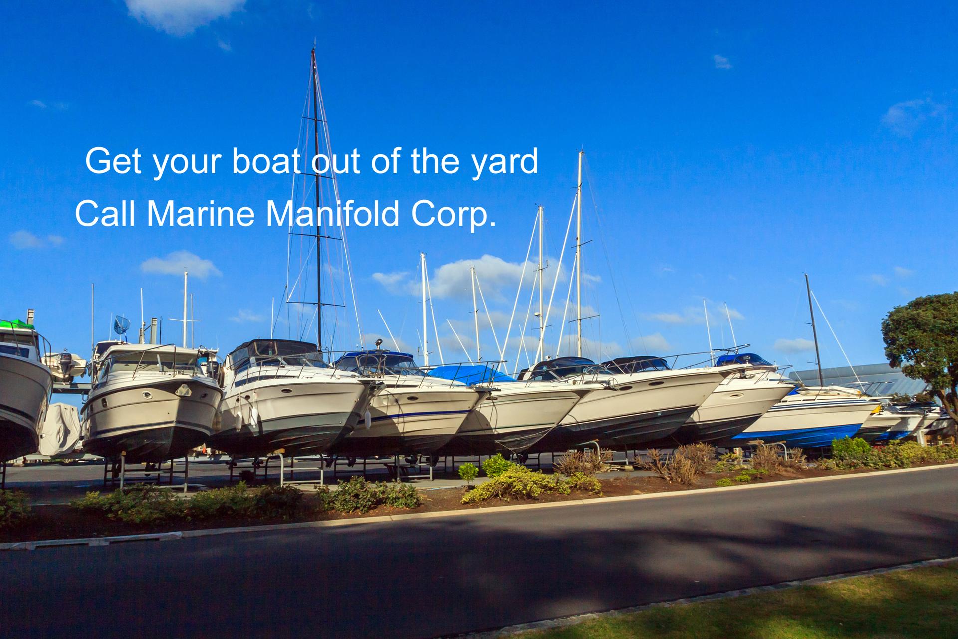 Welcome to Marine Manifold Corporation Farmingdale, NY
