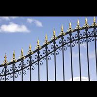 Custom Wrought Iron Fence Amp Gate Installation Boston