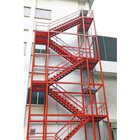 Fire Escape Installation Repair Certification And Fire
