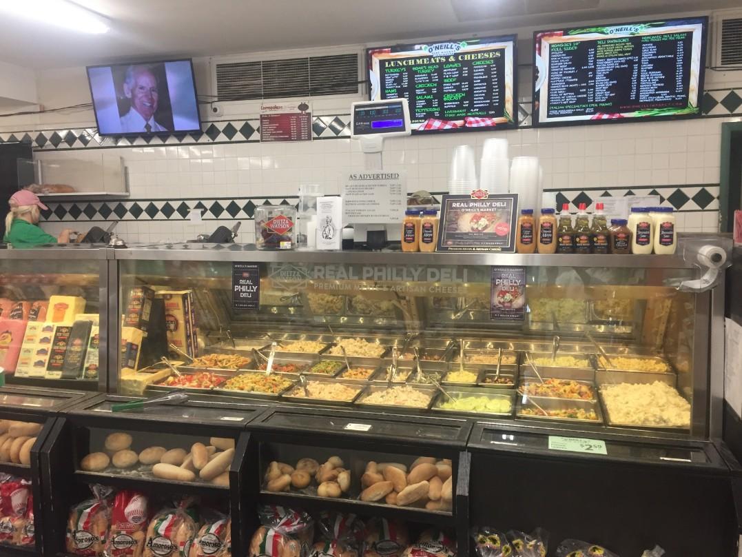 Oneills Food Market Deli Department