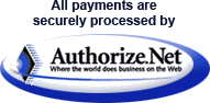 Authorize.Net secure credit card processing for purchases of Power Scooters Lift Chairs Power Wheelchairs Rollators Diapers Diagnostic Products and Medical Supplies