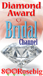 800RoseBig Bridal Channel Award