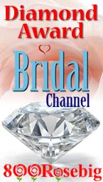 800RoseBig Bridal Channel Award