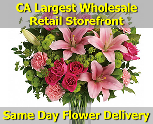 Same Day Flower Delivery Orange County