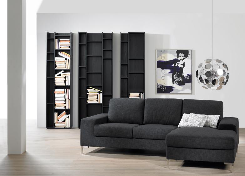 Capri Bookcase Setup 1