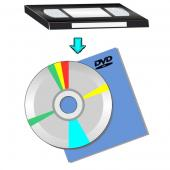 Video to DVD transfer