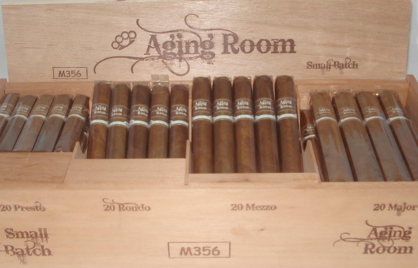 Aging Room m356 Mezzo
