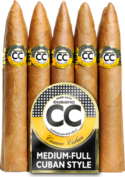 Cusano CC Bundles Cafe Robusto