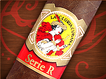 La Gloria Cubana Serie R #6 Natural