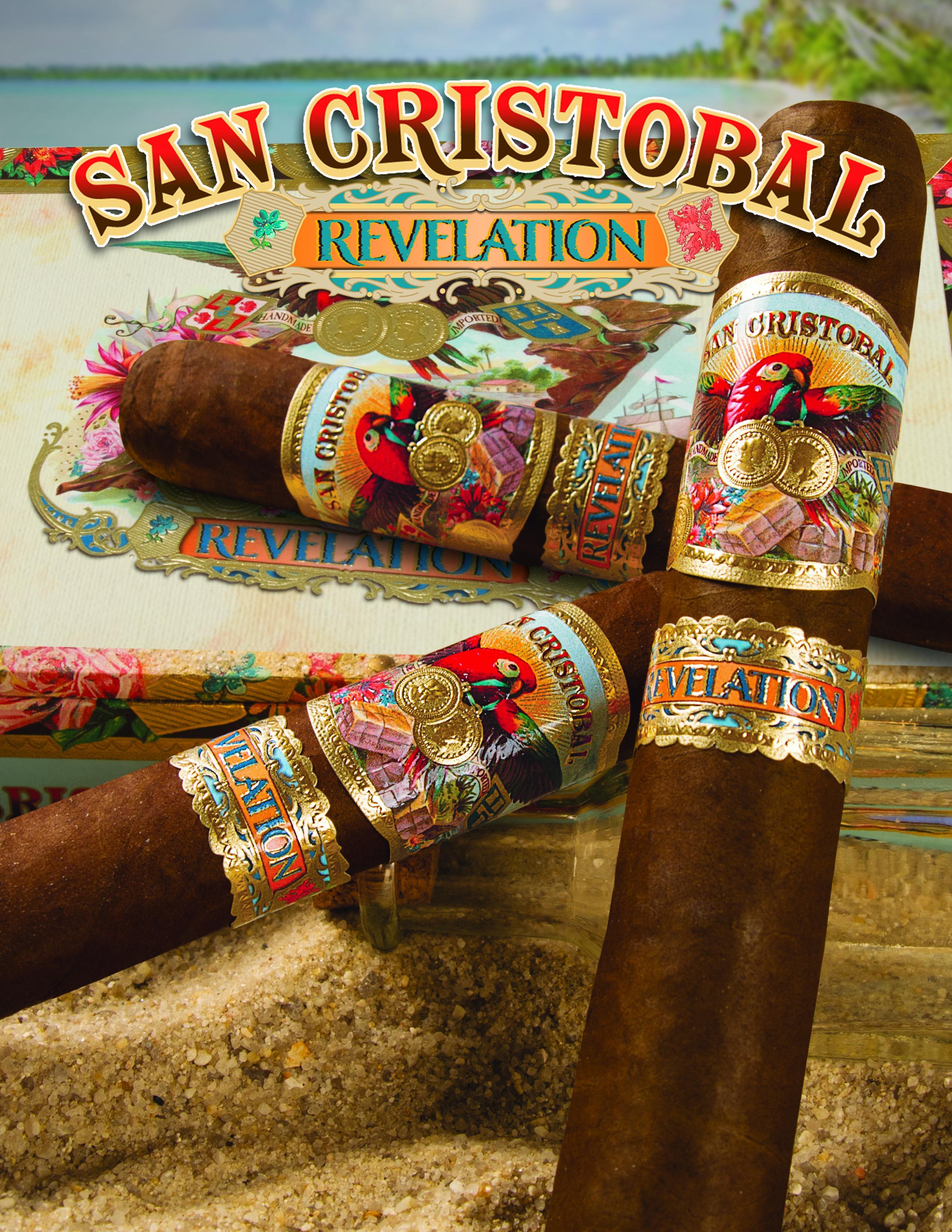 San Cristobal Revelation Mystic