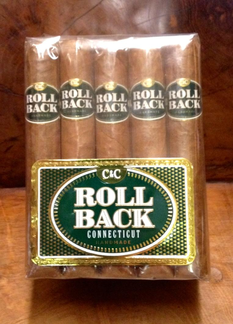 Roll Back Robusto Connecticut