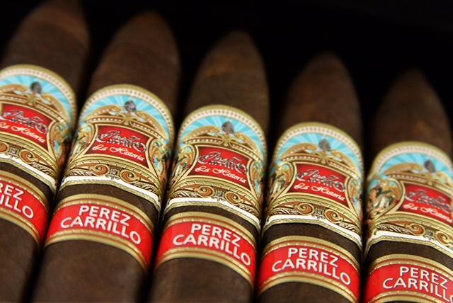 La Historia E-III by EP Carillo