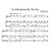 """""""In A Restaurant By The Sea"""" [Love ballad] in Eb – Baritone or High Soprano"""