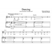 """""""Dancing"""" [Exuberant waltz] in F"""
