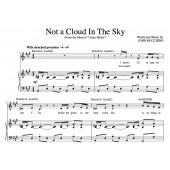 """""""Not A Cloud In The Sky"""" [Medium-tempo acting piece] in A"""