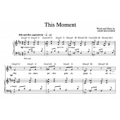 """""""This Moment"""" [Philosophical ballad] in D"""