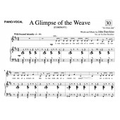 """""""A Glimpse Of The Weave"""" (SATB)"""