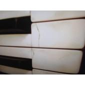 Unexpressed in C (Soprano or Baritone) - Piano accompaniment track