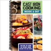 Cast Iron Cooking Inside & Out - Cookbook