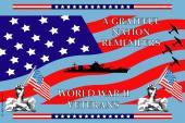 World War II Remember Our Veterans Sticker