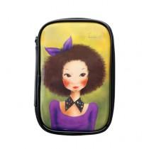Fascy Beauty Pouch Violet