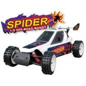 053210-1 Spider 2WD Off-road Buggy (2.4G Digital Pistol Radio)