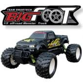 053220 Big Foot 2WD Monster Truck(2.4G Digital Pistol Radio)