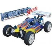 083420 Vanguard Sports 4WD Off-road Buggy (Futaba OEM 2-CHN 27 Mhz AM Pistol Radio)
