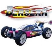 083421-1 Berserk 4WD Off-road Buggy (Futaba OEM 2 Channel 27 Mhz AM Pistol Radio)