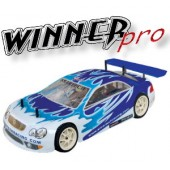 101450-1 Winner Pro 4WD On-road Car (Futaba OEM 2 Channel 27 Mhz AM Pistol Radio)