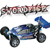 103450-1 Swordfish 4WD Off-road Buggy  (2CH 2.4G Digtal Pistol Radio)