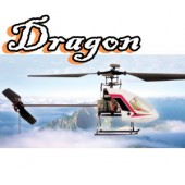 104460 Dragon Electric Power Mini Helicopter