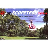 HM-1001 Scopetech Electric Power Helicopter